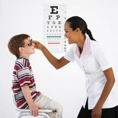 Up at-home vision therapy exercises to 5+ times per week.