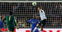 """""""Olha o gol, olha o gol, olha o gol, olha o gol... GOOOOOOOL!!!"""" Inesquecível. Corinthians 1 x 0 Chelsea, final do Mundial de Clubes FIFA 2012, no Japão."""