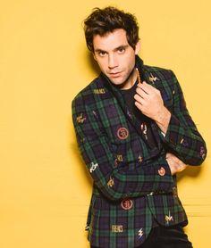 Mika in TeleStar magazine