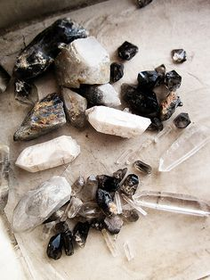 naked rocks by Sparrowsalvage, via Flickr