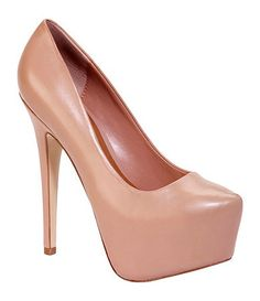 Steve Madden DejaVu Platform Pumps  Available at Dillards.com #Dillards