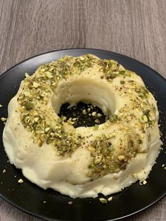 Greek Pastries, Greek Recipes, Pistachio, Bagel, Food And Drink, Milk, Butter, Cooking Recipes, Sweets