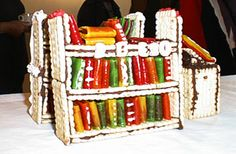 librairie miniature. Tara Bryan 2001-Canada