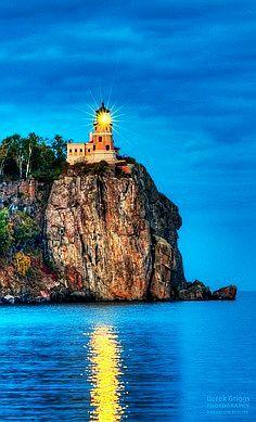 Split Rock Lighthouse - Minnesota