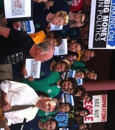 #VPIRG launches massive grassroots campaign taking on big money in politics