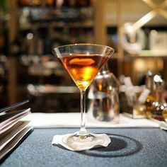 """1950's Gordon's Gin, 1950's Cinzano Rosso, 1967 Fernet Branca. """"The Hanky-Panky cocktail was the brainchild of Ada Coleman. Her benefactor was Rupert D'Oyly Carte, a member of the family that first produced Gilbert and Sullivan operas in London and that built the Savoy Hotel. When Rupert became chairman of the Savoy in 1903, Ada was given a position at the hotel's American Bar, where she eventually became the head bartender and made cocktails for the likes of Mark Twain, the Prince of Wales…"""