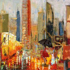 """My NYC Borough"" by groovyhippychick on Polyvore"