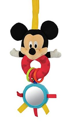 Disney Attachable Loop Toy Mickey Mouse * Check this awesome product by going to the link at the image.