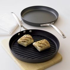 Calphalon® Unison™ Sear Nonstick Grill Pan in Griddles, Grill Pans | Crate and Barrel