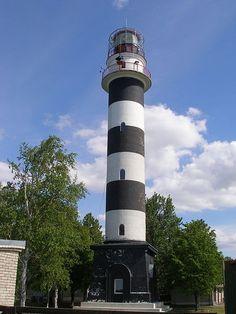 Daugavgrīvas bāka, Rīga, Latvija