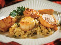 ... Fish on Pinterest | Seared scallops, Best salmon marinade and Shrimp