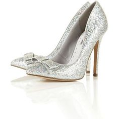 #glittery shoes