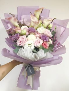 Flower Delivery Service New York City Boquette Flowers, How To Wrap Flowers, Luxury Flowers, Beautiful Flowers, Beautiful Flower Arrangements, Floral Arrangements, Flower Delivery Service, Flower Aesthetic, Flowers Online