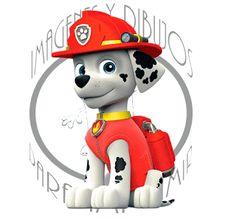 Imagenes de la patrulla canina para imprimir-Imagenes y dibujos para imprimir