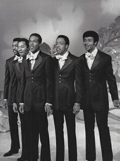 "The Great ""Tempting"" Temptations....dressed to the ""T""!!!"