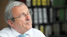 Der frühere Oberstaatsanwalt Hans Richter