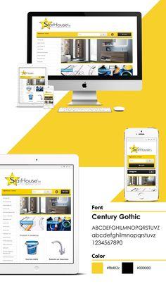 StarHouse | E-commerce