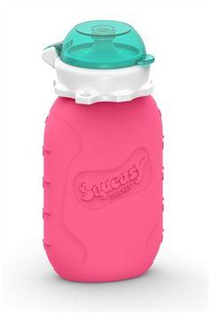 Squeasy Snacker - M - pink