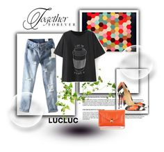 """""""LUCLUC"""" by una21una ❤ liked on Polyvore"""