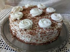 Vanilla Cake, Desserts, Food, Drinks, Kitchens, Tailgate Desserts, Deserts, Meal, Eten