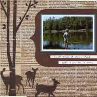 A Project by TSC from our Scrapbooking Gallery originally submitted 09/22/12 at 08:23 PM