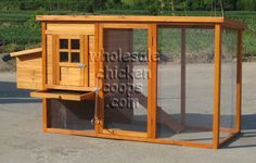 chicken coop?? I really want to raise my own chickens and have farm fresh eggs.