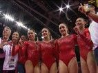 Highlights: McKayla Maroney's Unbelievable Vault In Team Final - Gymnastics Video | NBC Olympics