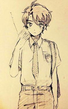 Aldnoah ZERO ★ Kaizuka Inaho #Anime
