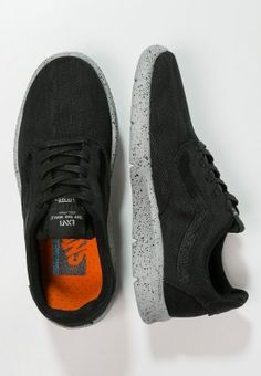 Vans - ISO 1.5 - Matalavartiset tennarit - black/high rise