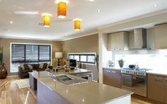 I like the kitchen design