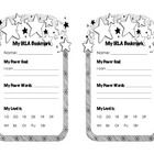 This bookmark helps students become more independent with their reading goals.   We use the IRLA (American Reading Company) Program at our school, ...
