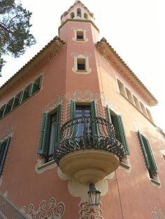 Casa de Gaudi. Barcelona