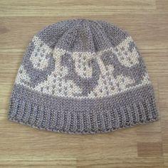trex knit hat