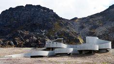 Havøysund Tourist Route by Reiulf Ramstad Architects, Norway