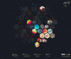 Portfolio. Best projects '2006-2011 by Andrey Gorokhov, via Behance
