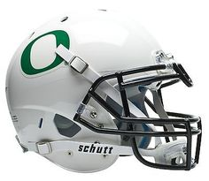 Helmets and Hats 21222: Oregon Ducks Schutt Air Xp Authentic Football Helmet (White) -> BUY IT NOW ONLY: $154.99 on eBay!