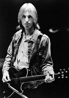 Tom Petty...older songs remind me of my first apartment and young adult life; his newer songs reflect on growth and getting older.