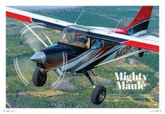 Maule Aircraft, Bush Plane, Private Pilot, Airplane, Tractors, Planes, Aviation, Content, Plane