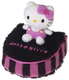 Black/Pink Mallet Putter Cover by Hello Kitty. Buy it @ ReadyGolf.com