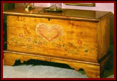 Lane Cedar Chest Brief History Antique Vintage Collectible Hope ...
