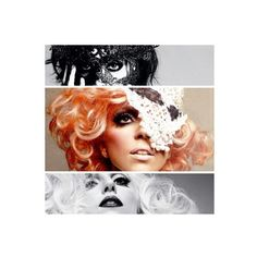 Lady GaGa pictures – Discover music, videos, concerts, & pictures at... ❤ liked on Polyvore