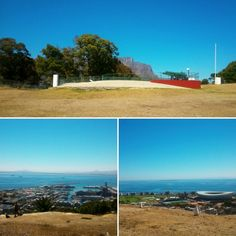 The firing of the #Noonday Cannon is #CapeTown's oldest daily traditional. You can visit the cannon(s) at Lion Battery, Signal Hill.  Read about it here: http://tamlynamberwanderlust.com/travel-review-cape-towns-oldest-daily-traditional-the-firing-of-the-noon-day-cannon/