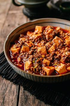 Asia Food, Asian Recipes, Healthy Recipes, Japanese Tofu Recipes, Japanese Dishes, Healthy Baking, Wok Of Life, Homemade Chili, Vegetable Drinks