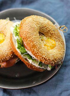 Bagel - breakfast, pour un brunch gourmand !