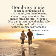 #frases de #amor y #familia www.familias.com Marriage Life Quotes, Biblical Marriage, Romantic Spanish Quotes, Romantic Quotes, Amor Quotes, Wisdom Quotes, Couple Quotes, Quotes For Him, Love Qutoes