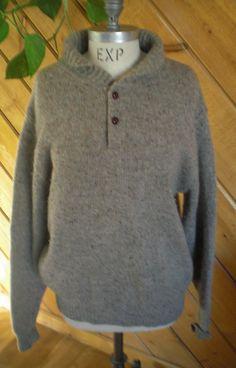 $10 Mens Pendelton pullover Sweater - VINTAGE