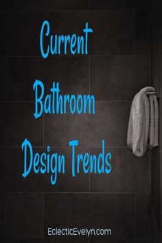 Current Bathroom Design Trends Latest Bathroom Tiles, Small Bathroom, Bathroom Design Layout, Bathroom Colors, Bathroom Inspiration, Home Decor Inspiration, Decor Ideas, Bathroom Showrooms, Neutral Color Scheme