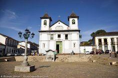 Mariana, no interior de Minas Gerais, faz parte da Rota do Ouro.  Saiba mais >>> http://www.guiaviagensbrasil.com/mg/mariana/