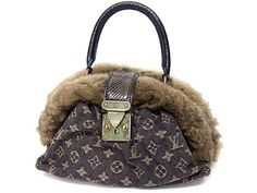 Fur bags - 351 фото. Фотографии Все сумки мира.