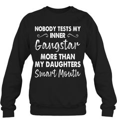 Makes Me A Bad Parent Funny Sweatshirts Women Sweatshirts Fashion Sweaters Oversized Funny Sweaters, Funny Tee Shirts, Funny Sweatshirts, Cool Shirts, Sarcastic Shirts, Funny Outfits, Sweatshirt Outfit, T Shirts For Women, Funny Phone